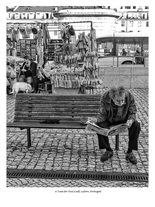 A Time for One's Self, Lisbon, Portugal
