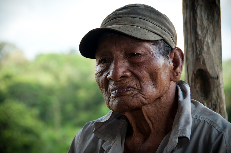 The Nonam community are part of the Wounaan indigenous people, made up of 11,000 people located in the Chocó and Valle del Cauca.