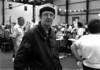 Wally at the Jeff Williams Flea Market, KC, Mo, 1980's.