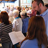 St. David's and Nashville Christian Church worship together