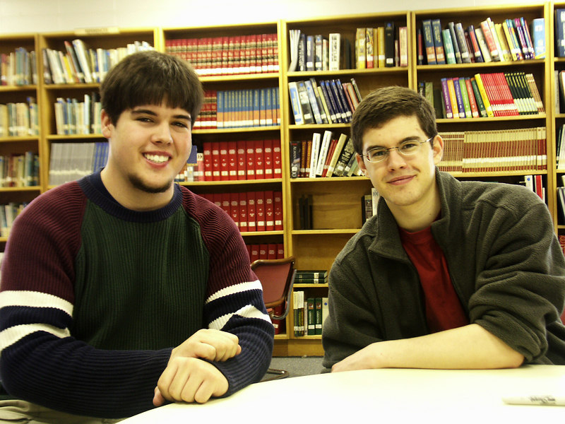 Me and Christopher Paolini