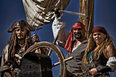 Pirates Three