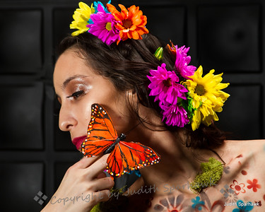 Butterfly Lady