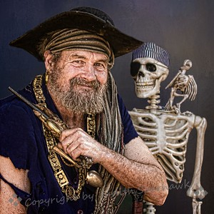 Pirate and Friend II