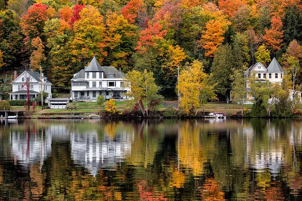 Cottage Life Saranac Lakes Region - NY State