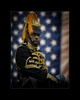 "This ""Buffalo Soldier"" was photographed on Memorial Day 2015 at the Los Angeles National Cemetery."