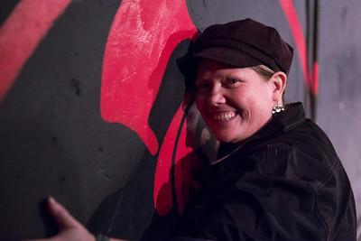 Comedian Michele VanDusen