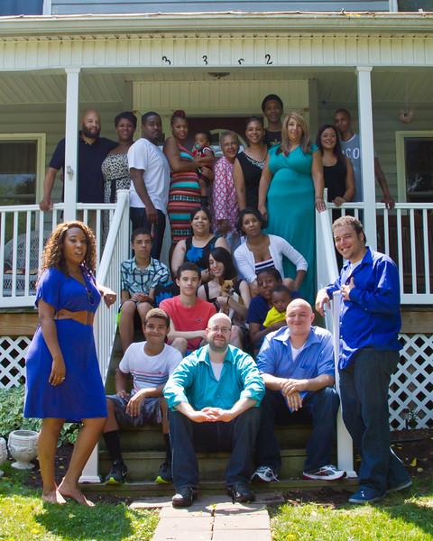 Otis and Sandra Frye family July 2014-19 (1 of 1)