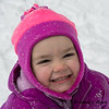 """2021.02.07<br> Madison is all smiles while sledding at a friend's house<br> <a href=""""https://www.adamclarkmedia.com/People/Our-Family/Sledding-2721/"""">Full gallery</a>"""