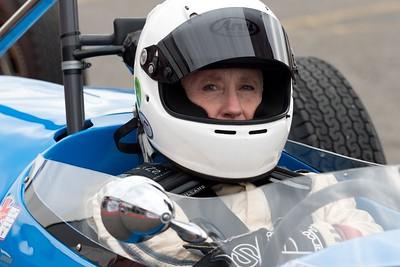 Sharon Adelman - Silverstone Classic 2018