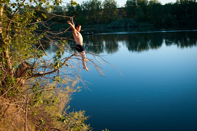 Lake Jumper
