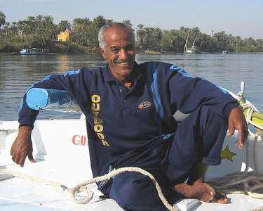 Smile on the Nile