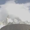 3 mars : Le Fitz Roy toujours caché par les nuages.