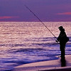 Fisherman at Dusk  0397