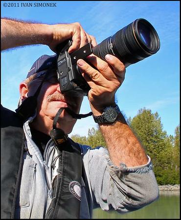 """""""ROGER IN ACTION 1"""", Alaska, USA."""