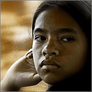"""""""JAMIE"""",Molokai,USA."""