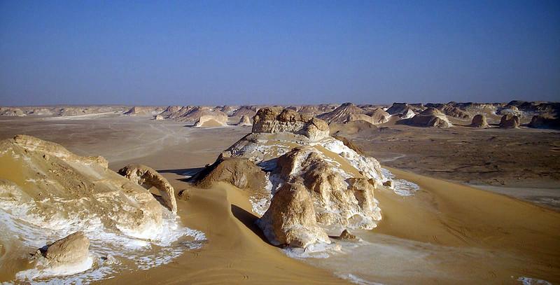 31 décembre : Le désert blanc