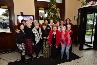 PanAm Luncheon at Maggiano's   Dec 3, 2016