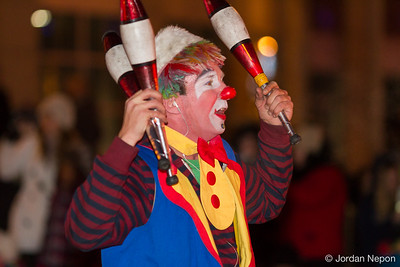 Santa Claus/Grey Cup Parade 2015 / Jordan Nepon ©