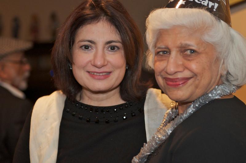 Deepika and Mom