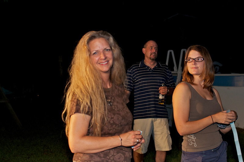 Laurel, Kenny and Chelsea Ardle (TCI 4779- 2011)