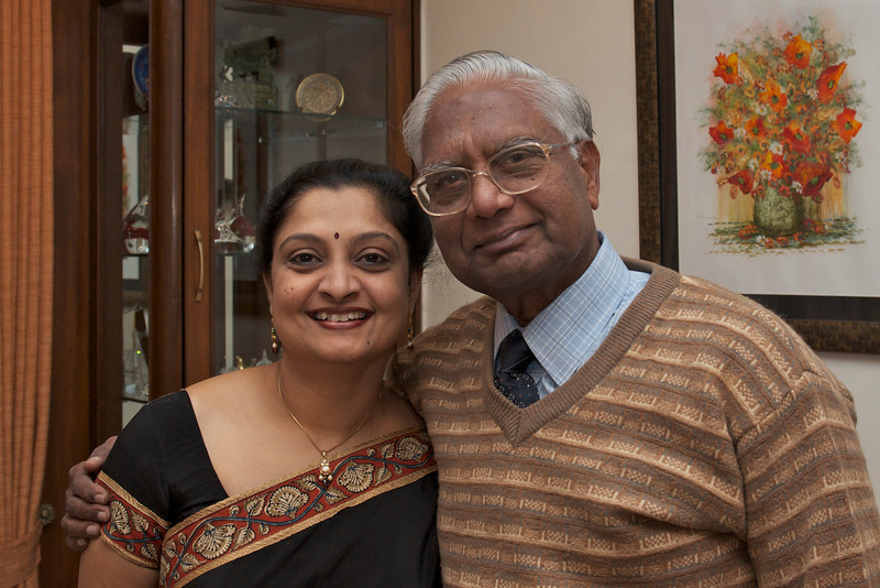 Suma and Dad