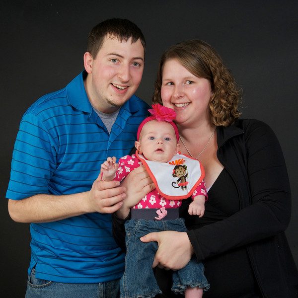 Matt, Nikki and Brooke McCowan; TFO 4913