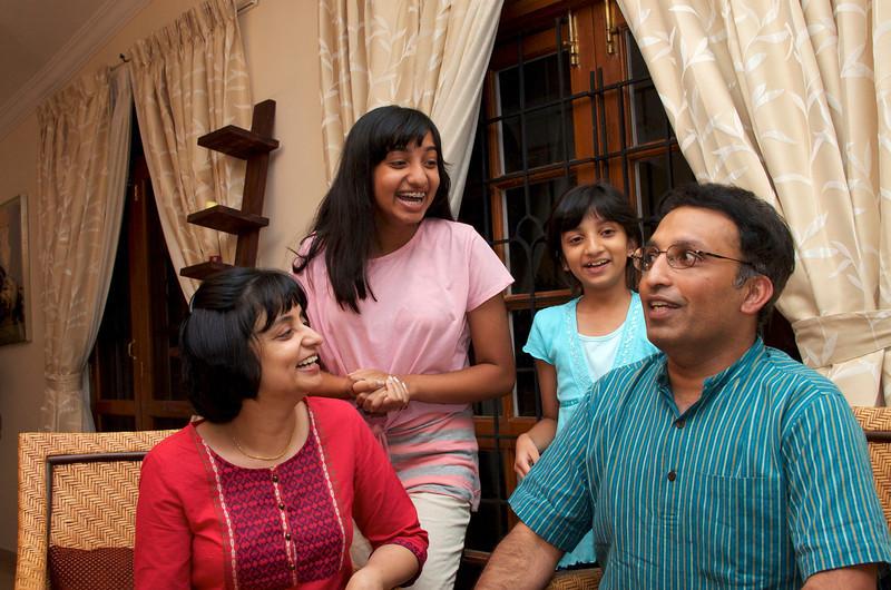 Parel Family