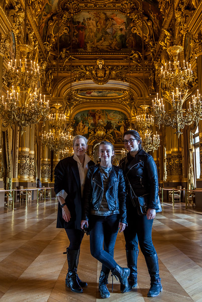 Opera Garnier, Paris (March 2015)