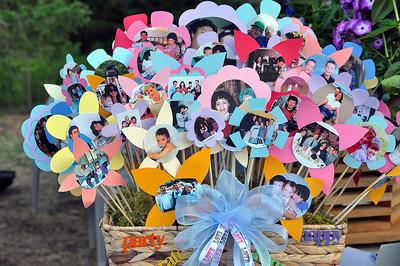 Tia Annie's Birthday Party July 2009