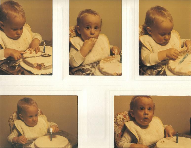 Pat's 1st Birthday Montage
