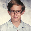 Pat, 6th grade class photo I think (1981)