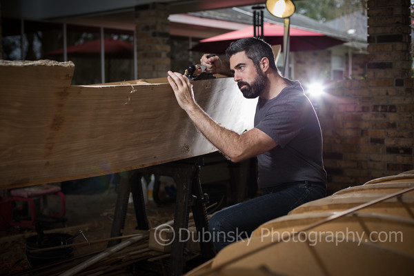 Paul Orr Boat builder