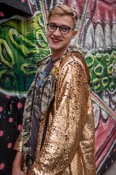 Pavol & The Gold Coat