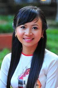A Vietnamese Lady, Hanoi, Vietnam