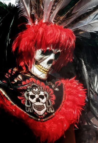 Ceremonial Skull