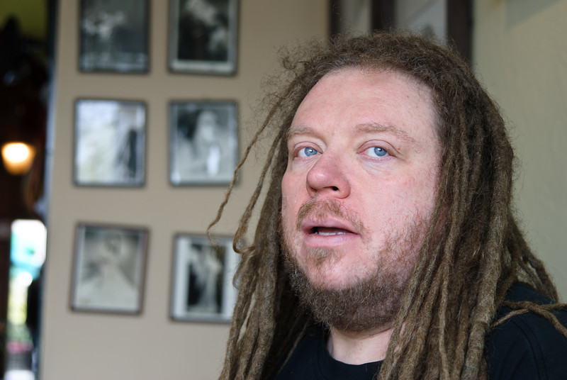 """You Are Not a Gadget"", says bestselling author and computer scientist Jaron Lanier."