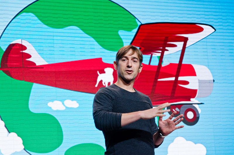 Ready for take-off: Mark Pincus, founder of social gaming champion Zynga, explains his company's strategy for rapid expansion.