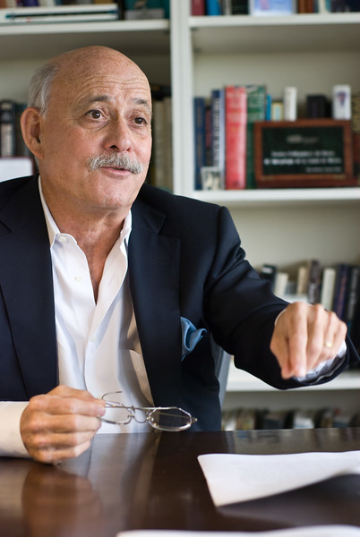 "When the Internet meets green energy it's the beginning of a ""Third Industrial Revolution"", predicts Jeremy Rifkin in his newest book of the same title."