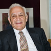 A true pioneer: Bose founder Dr. Amar Bose at his office in Framingham, Massachusetts.