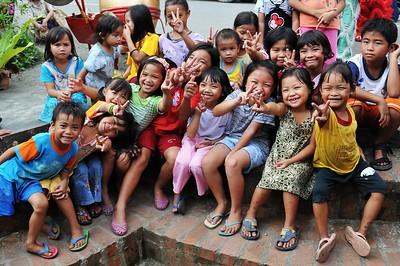 Sabahan Children, Sabah, East Malaysia
