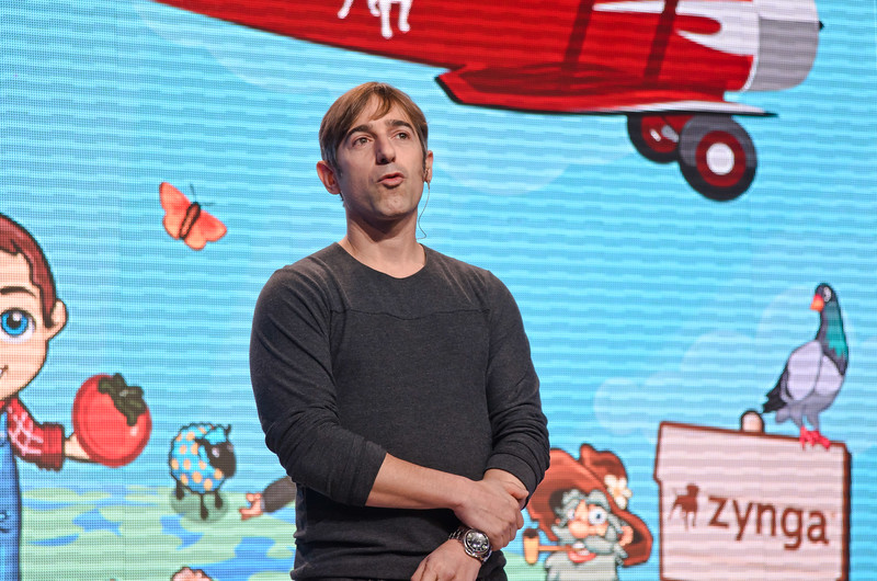 Now that you're asking... Yes, Zynga would like to be a Wall Street darling as well.