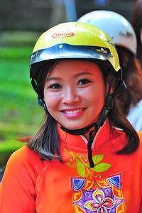 A Vietnamese Girl, Hanoi, Vietnam