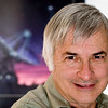"Self-proclaimed ""alien hunter"" Seth Shostak, Senior Astronomer at the Seti Institute in Mountain View, California."