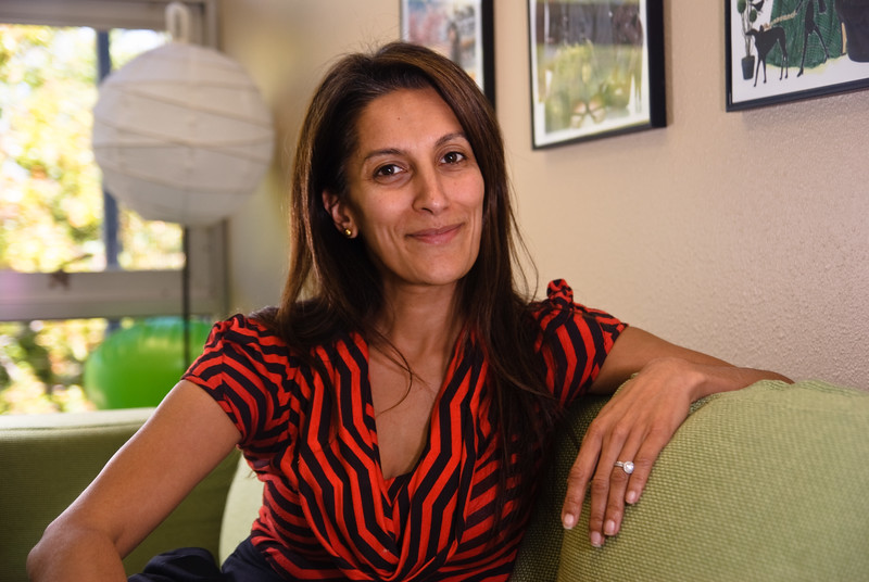 Sukhinder Singh Cassidy, former CEO of social networking site Polyvore.