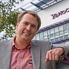 Marco Boerries, Yahoo!'s former Vice President Connected Life Division, at company headquarters in Sunnyvale, California.
