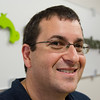 Dave Goldberg, CEO of Surveymonkey.com, at company headquarters in Palo Alto, California