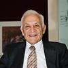Bose founder Dr. Amar Bose at his office in Framingham, Massachusetts.