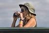 Cheryl Photographing, Amboseli