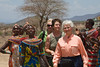 Ladies Dancing at Samburu Manyatta